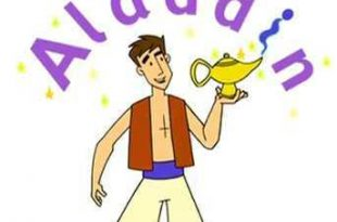 Alladin (cartoon training)