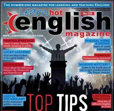 Hot English Magazine 153
