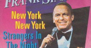 Frank Sinatra — New York, New York (Нью Йорк, Нью Йорк)