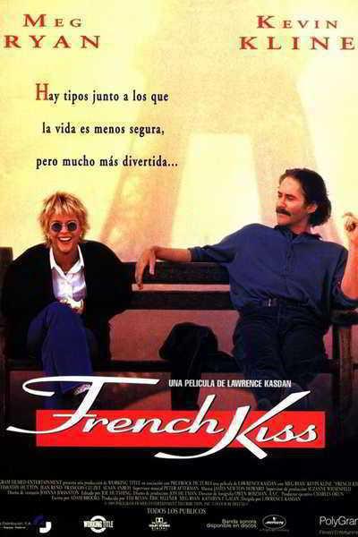 Photo of Фильм Французский поцелуй (1995) на английском языке