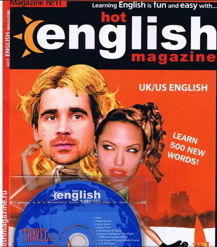 Hot English Magazine 11