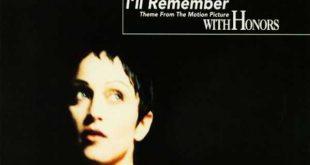 Madonna — I'll Remember