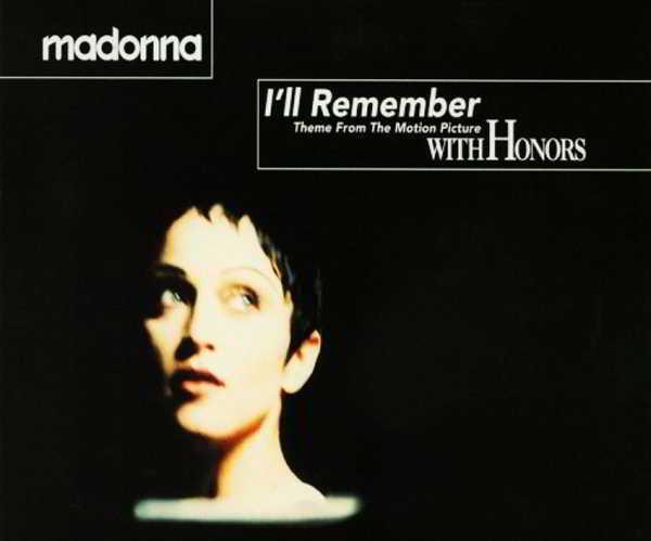 Photo of Madonna – I'll Remember – слушать и смотреть с английскими субтитрами