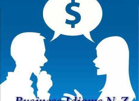 Английские бизнес-идиомы (letter from N to Z)