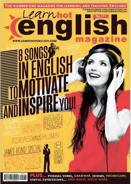 Hot English Magazine 171