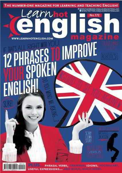 Hot English Magazine 172