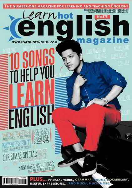 Hot English Magazine 175