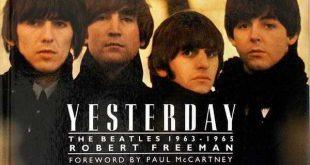 The Beatles — Yesterday (Вчера) — с английскими субтитрами