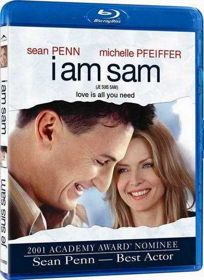 Меня зовут Сэм - I am Sam (2001) с английскими субтитрами