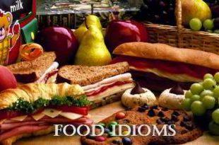food-idioms