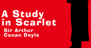 Этюд в багровых тонах (a Study In Scarlet), Конан Дойль — на английском
