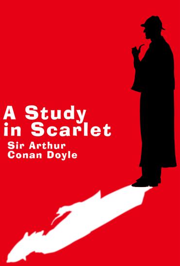 Конан Дойль - Этюд в багровых тонах (a Study In Scarlet)