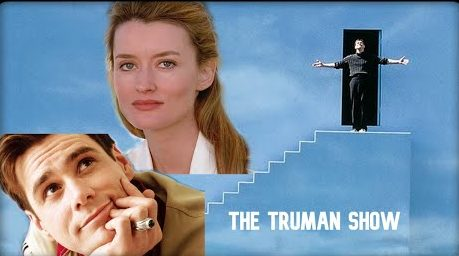 Шоу Трумана фильм 1998 года. Джим Керри в главной роли
