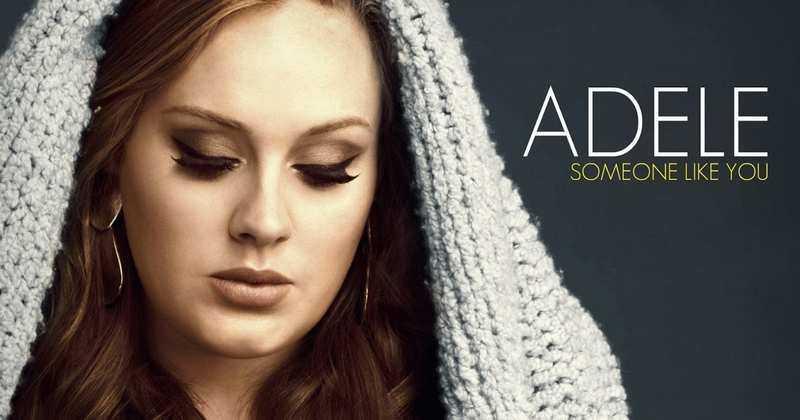 Адель - Кто-то, похожий на тебя